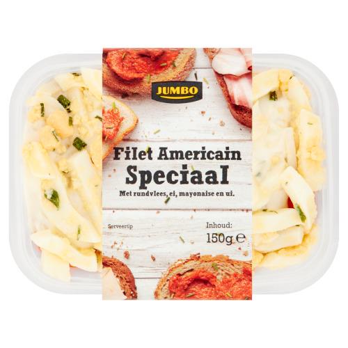 Jumbo Filet Americain Speciaal 150 g (150g)