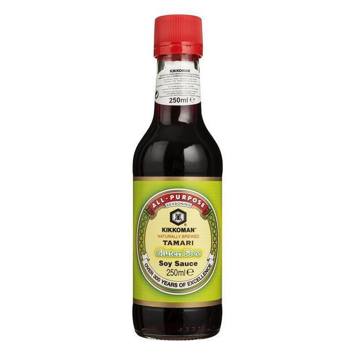 Sojasaus glutenvrij (250ml)