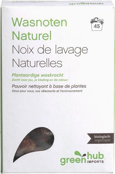 Wasnoten naturel (200g)