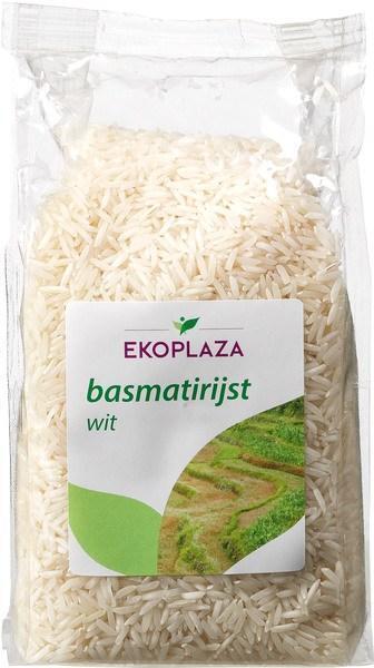 Basmati Rijst Wit (zak, 500g)