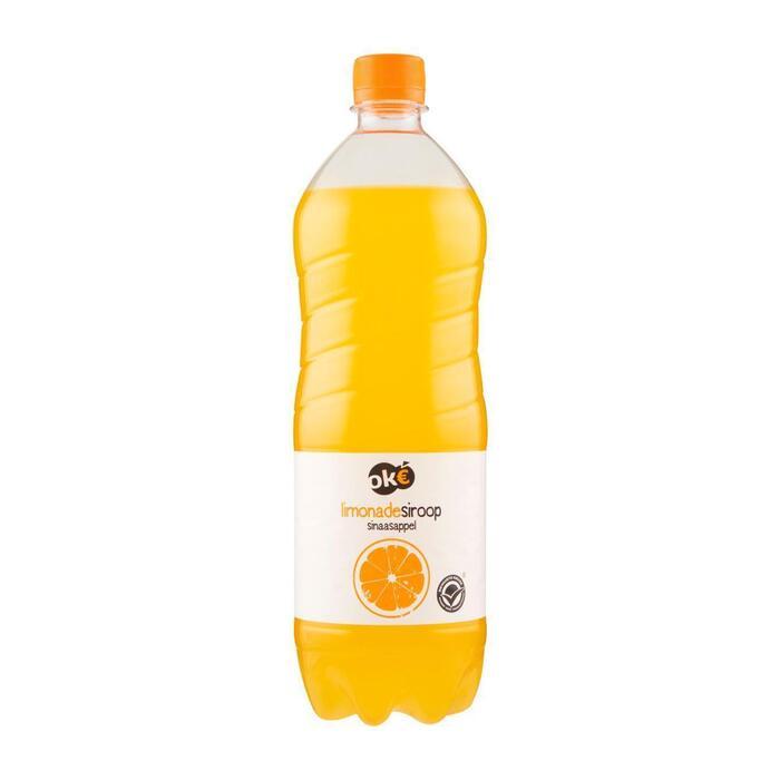 OkE, Limonadesiroop Sinaasappel (1L)