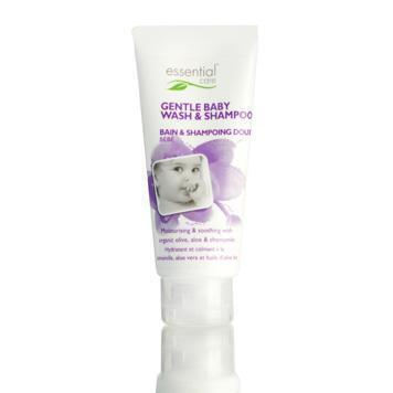 Baby gentle wash & shampoo (50ml)