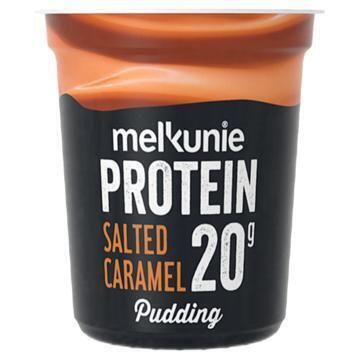 Caramel pudding protein (200g)