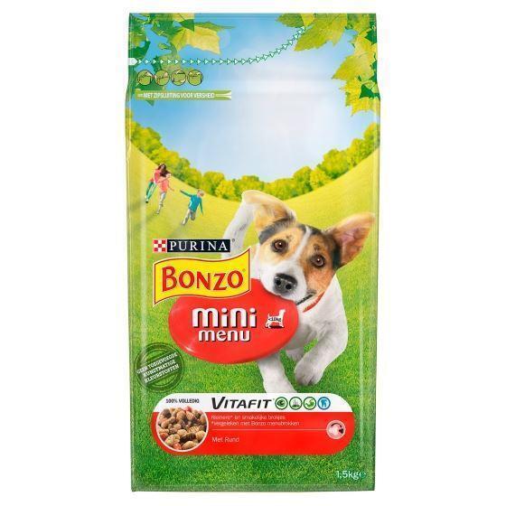Bonzo Mini menu rund (1.5kg)