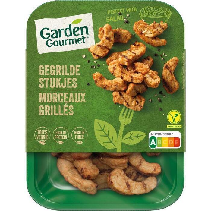 Garden Gourmet Vegetarische gegrilde stukjes (175g)