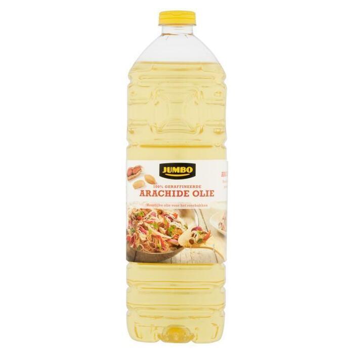 Jumbo Arachide Olie 1L (1L)