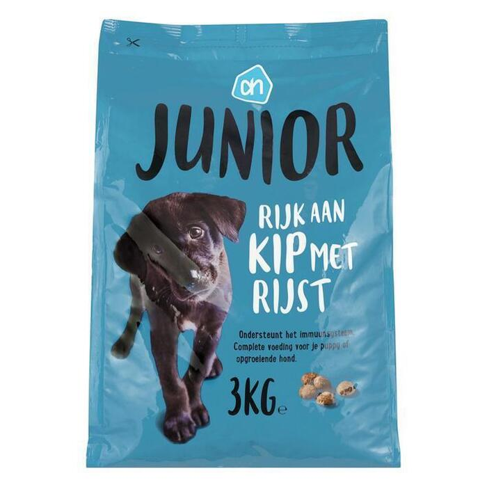 AH Brok junior kip-rijst (3kg)