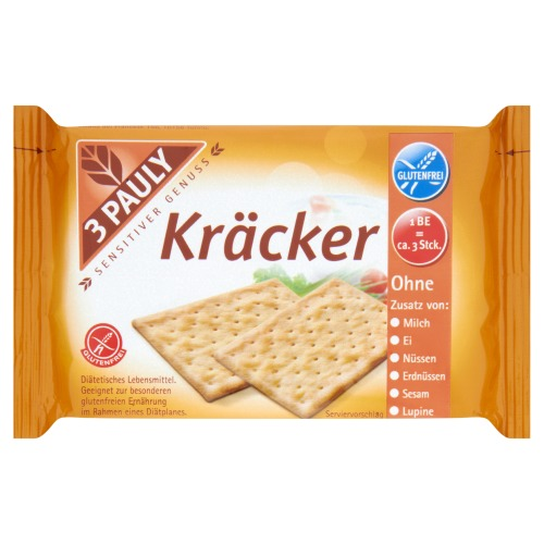 3Pauly Crackers (150g)