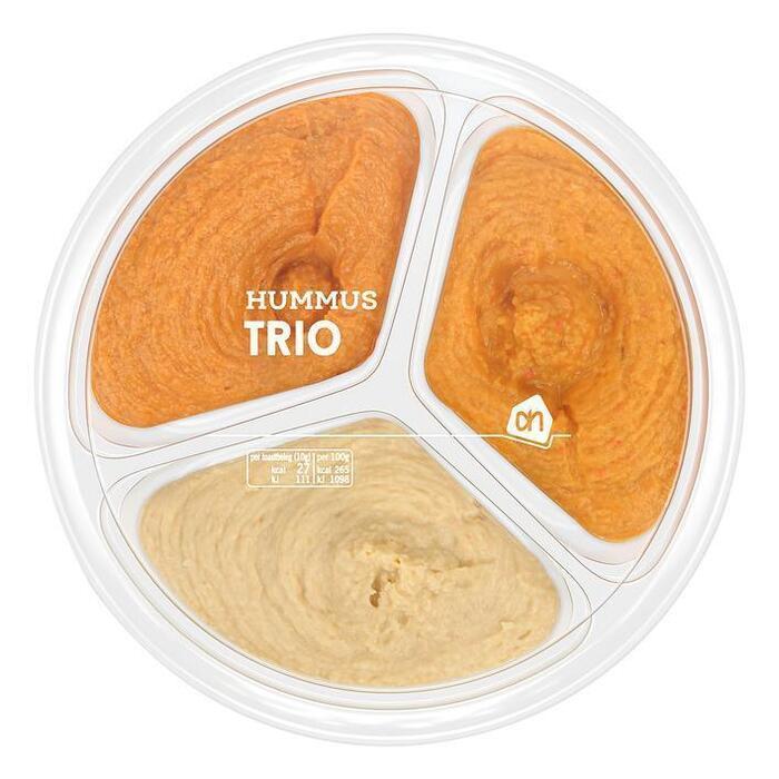 AH Trio hummus (210g)