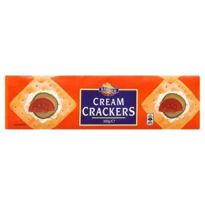Cream Crackers (Stuk, 300g)