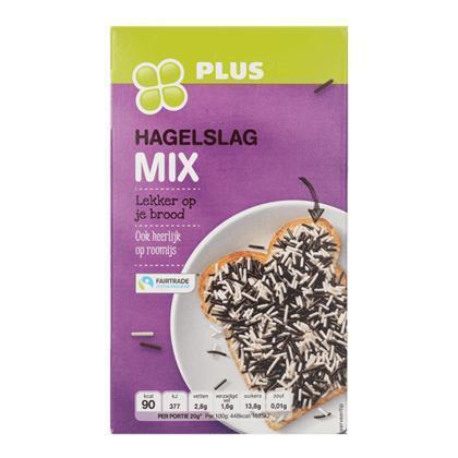 Hagelslag Mix chocolade (400g)