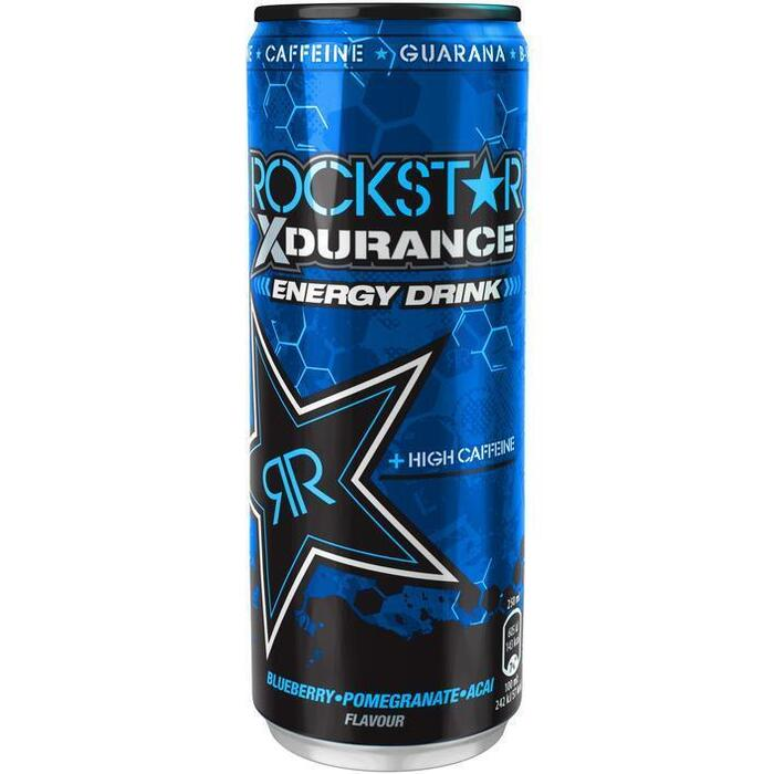 Energy Drink Durance (blik, 250ml)