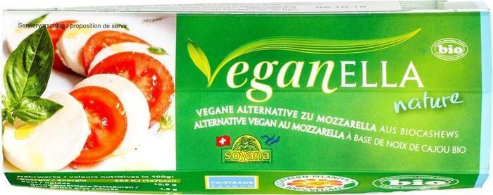 Vegan mozzarella (200g)