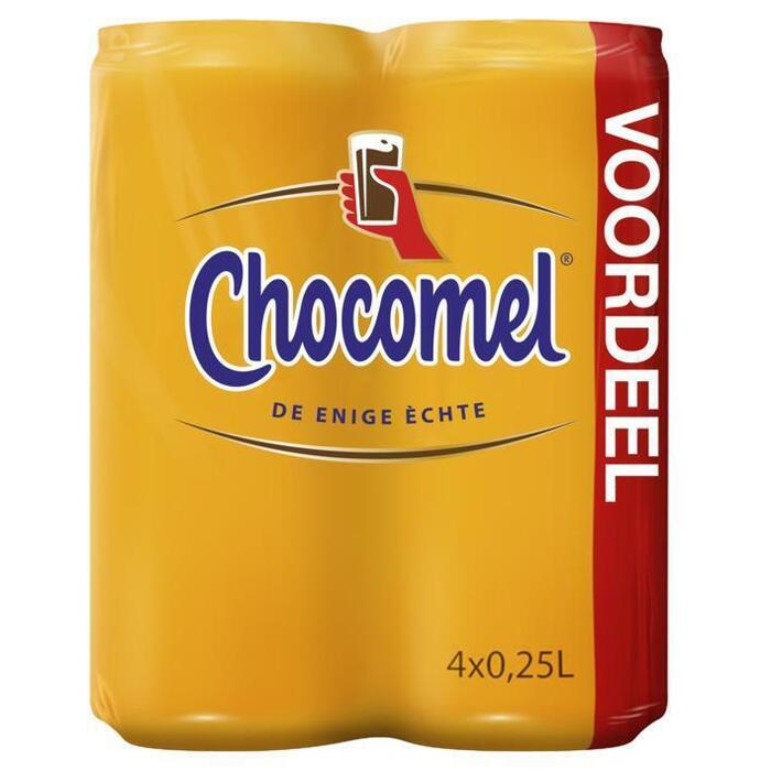 Chocomel Vol 4-pak (4 × 250ml)