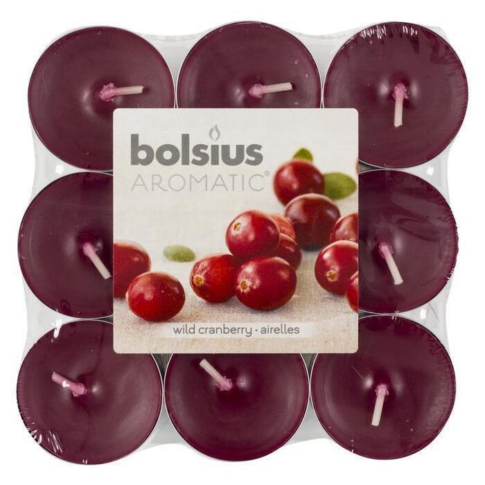 Bolsius Geurtheelichten cranberry
