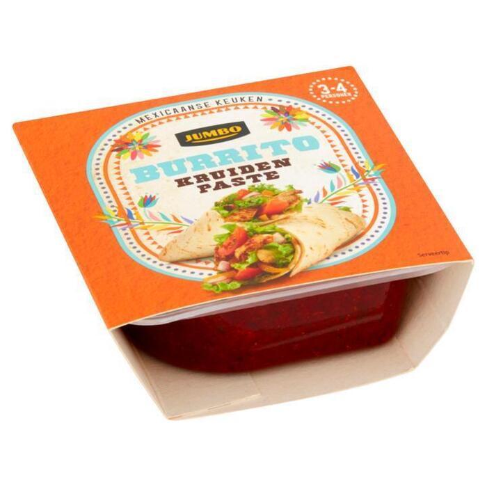 Jumbo Burrito Kruiden Paste 80 ml (80ml)