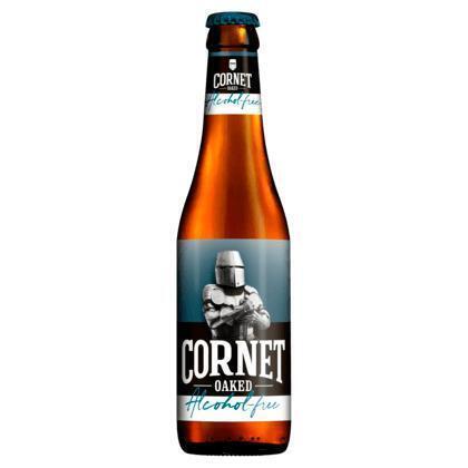 CORNET Alcohol-free 33 cl fles (rol, 1.32L)