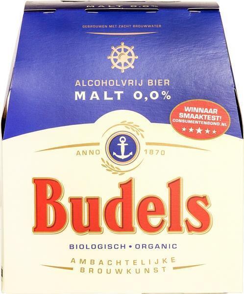 Malt bier (6 × 33cl)