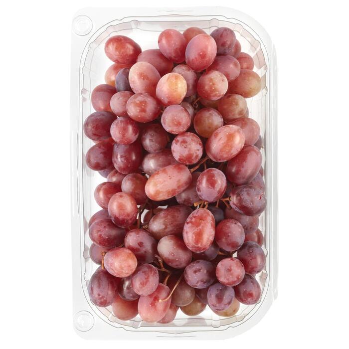 Pitloze rode druiven (500g)