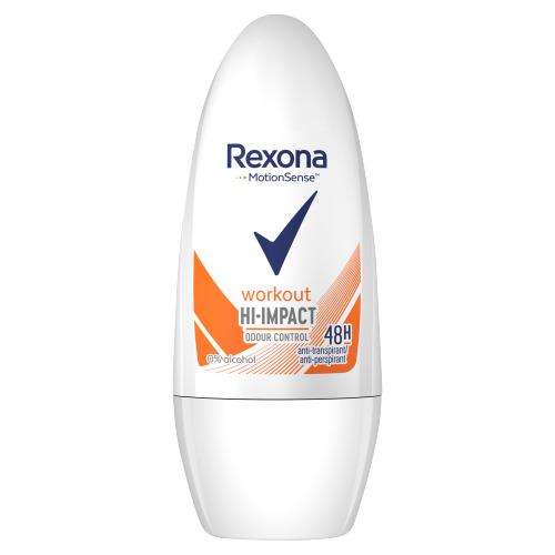 Rexona Workout Hi-Impact Deodorant Roller 50 ml