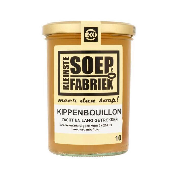 Kippenbouillon (pot, 40cl)