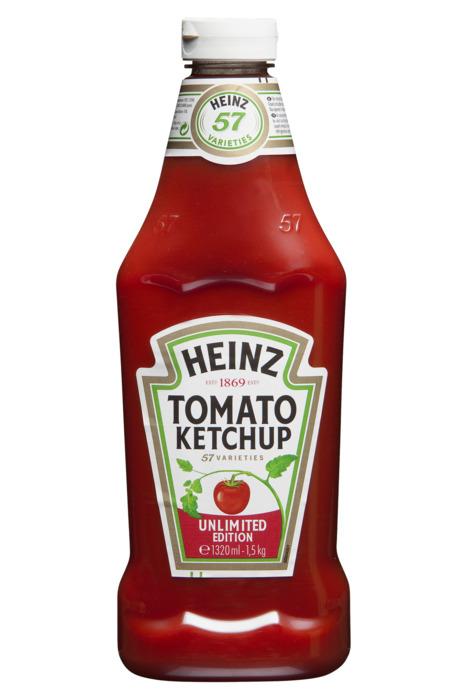 Heinz Tomato Ketchup 1,5 kg (1.5kg)
