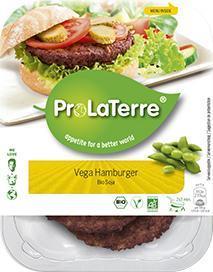 Vega hamburger (bak, 150g)