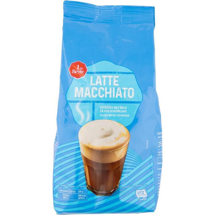 Oploskoffie latte macchiato (250g)