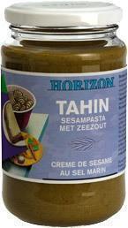 Tahin sesampasta met zeezout (pot, 350g)