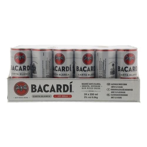 Tray Bacardi Cola