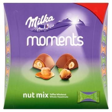 Milka Moments hazelnoot (169g)