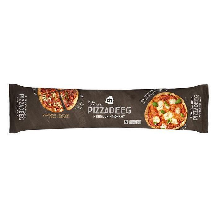 AH Rond en dun pizzadeeg (230g)