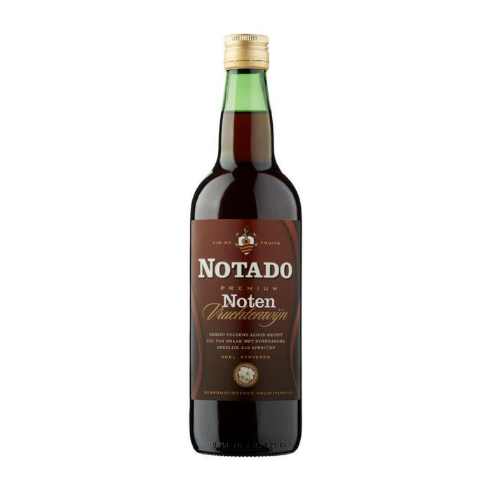 Notado Noten vruchtenwijn (0.75L)