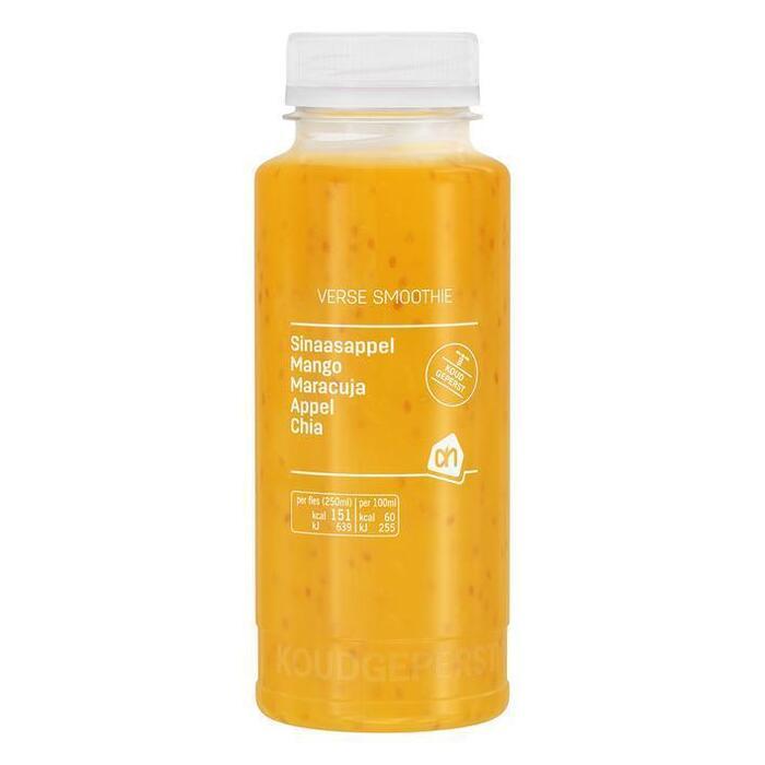 AH Chia smoothie sinaasappel mango maracuja (250ml)