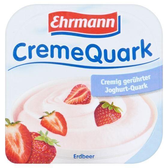 Ehrmann Creme Quark-Joghurt Erdbeer 150 g (150g)