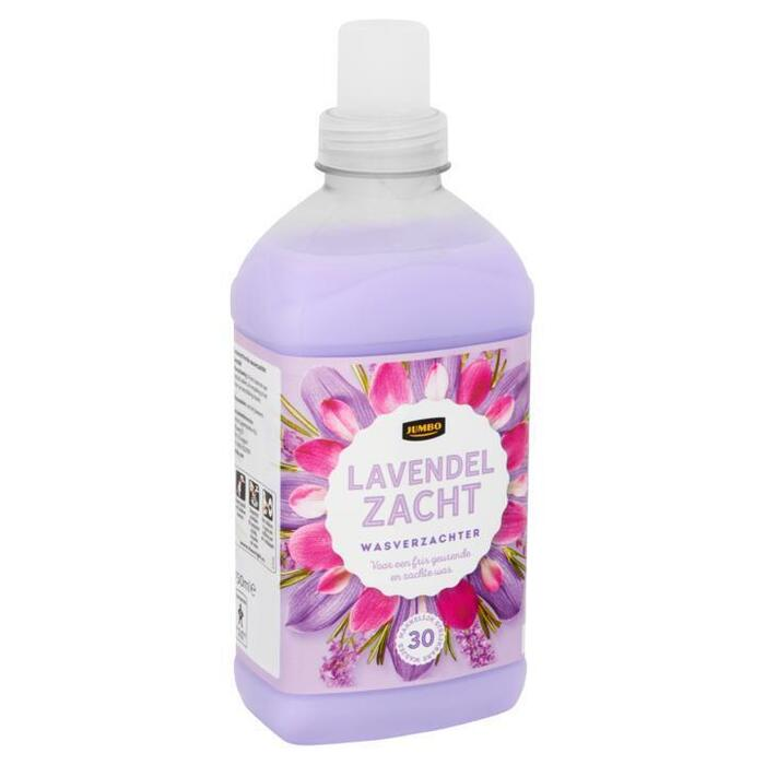 Jumbo Lavendel Zacht Wasverzachter 750 ml (0.75L)