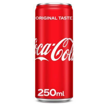 Coca Cola (rol, 25 × 250ml)