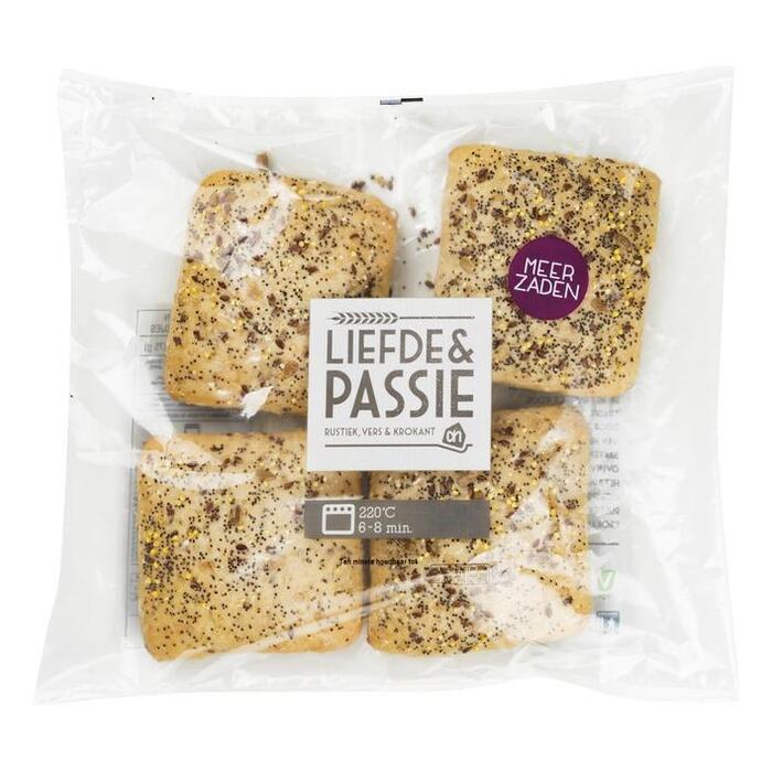 AH Liefde & Passie Meerzaden broodjes