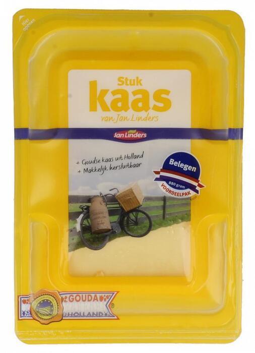 Belegen kaas voordeelstuk (910g)