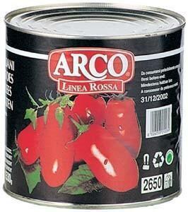 Arco Tomaten gepeld (3L)