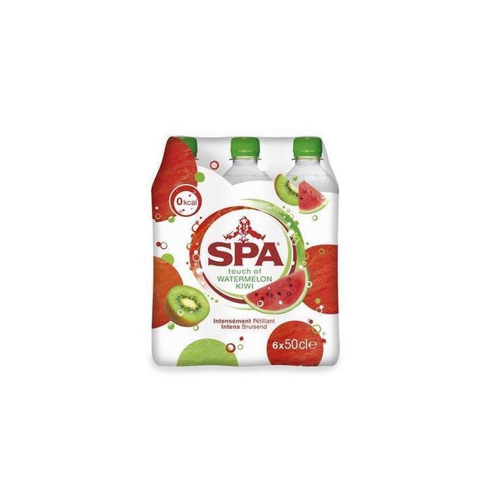 Spa Touch of watermelon kiwi (3L)