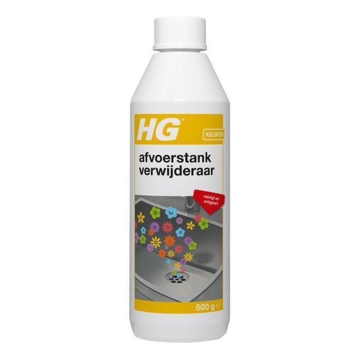 HG Afvoer stank verwijderaar (0.5L)