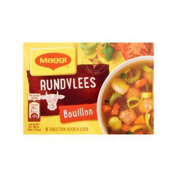 Maggi Rundvlees Bouillon Tabletten 8 Stuks 82 g (82g)