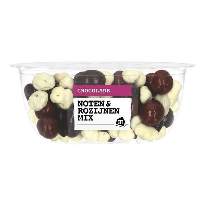 AH Chocolade Noten & Rozijnen mix (175g)