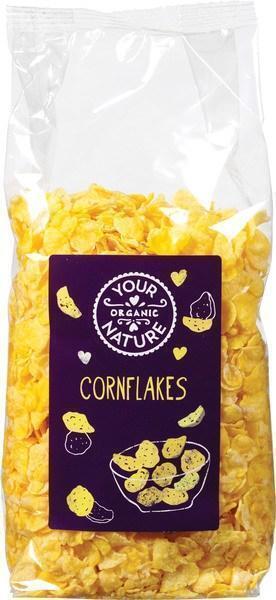 Cornflakes (plastic zak, 250g)
