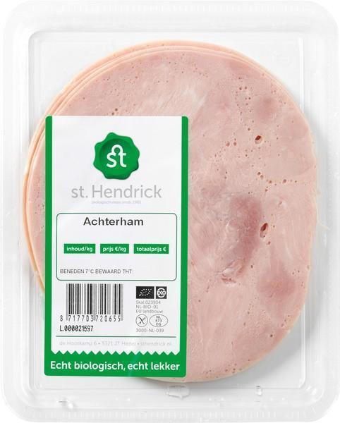 Achterham (plastic, 90g)