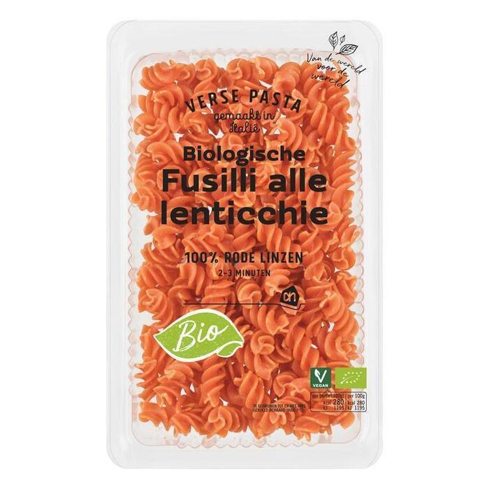 AH Fusilli linzen (200g)