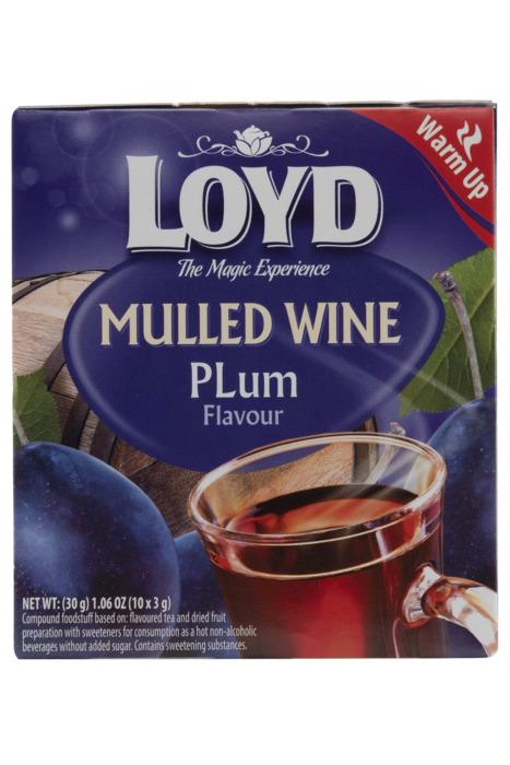 Loyd Tea Pruimenthee (30g)