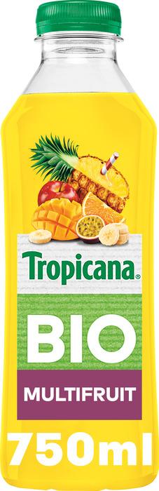 Tropicana Bio Multifruit 750ml - Pet (0.75L)