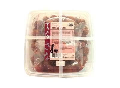 Umeboshi - grootverpakking TerraSana 1kg (1kg)
